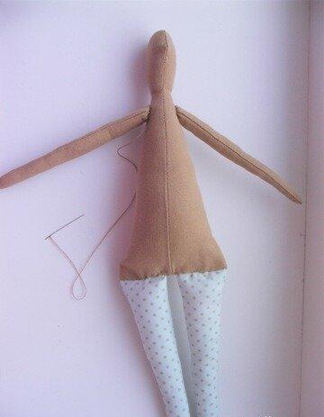 Кукла тильда мастер класс по пошиву видео