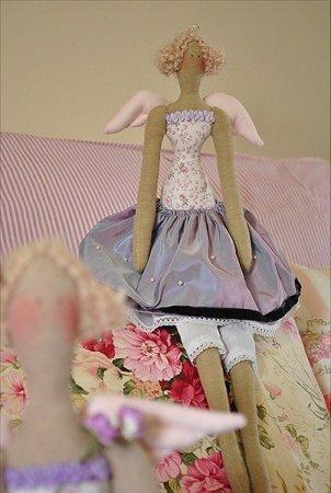 Подборка кукол тильд рукодельниц часть III