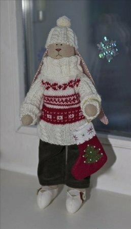 Подборка кукол тильд рукодельниц часть XII