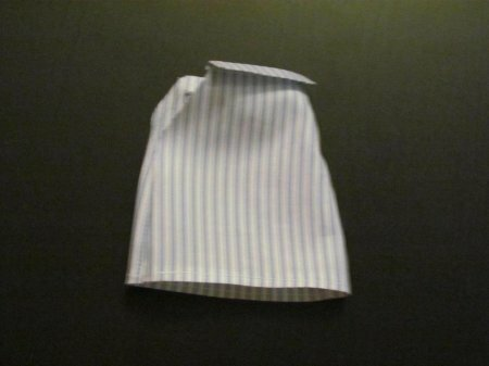 Рубашка для зайчика тильда