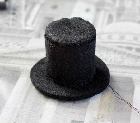 Шляпа-цилиндр