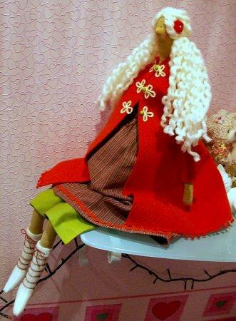 Подборка кукол Тильд рукодельниц часть XIII