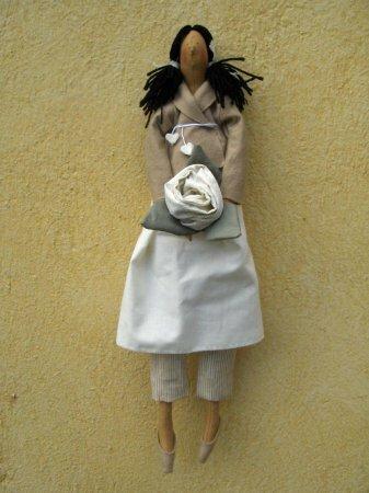 Подборка кукол Тильд рукодельниц часть XV. Классические Тильды