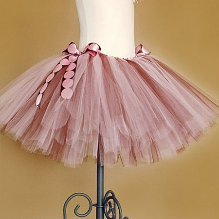 Балетная пачка для Тильды