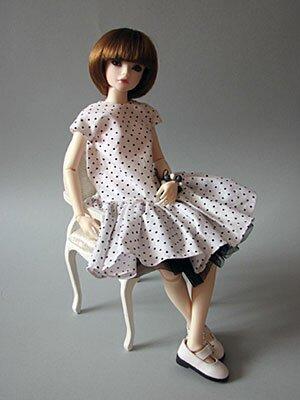 Платье для Куклы (мастер-класс)