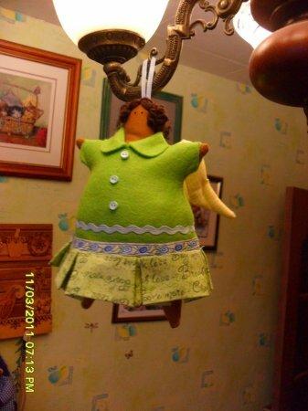 Тильда Kake Angel Толстушка: мастер класс по шитью куклы