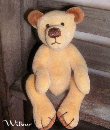 Мишки Тедди. Выкройки