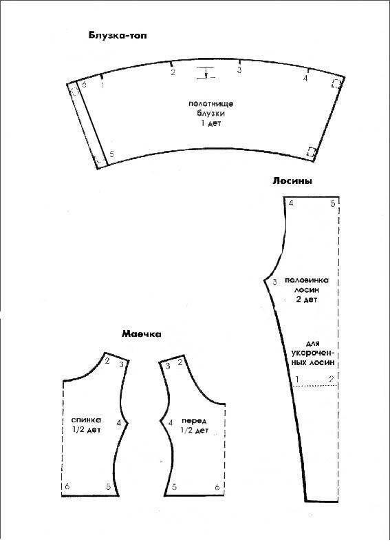Выкройки Одежды для Кукол Барби | Домашний халат