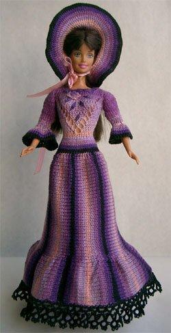 Идеи Вязаной Одежды для Кукол