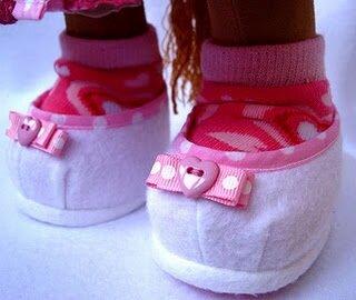 Обувь для Мягких Игрушек
