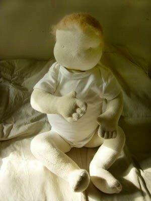 Вальдорфская кукла своими руками выкройка