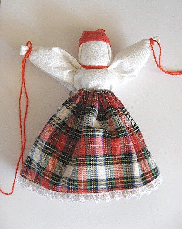 136 Куклы своими руками из платочков