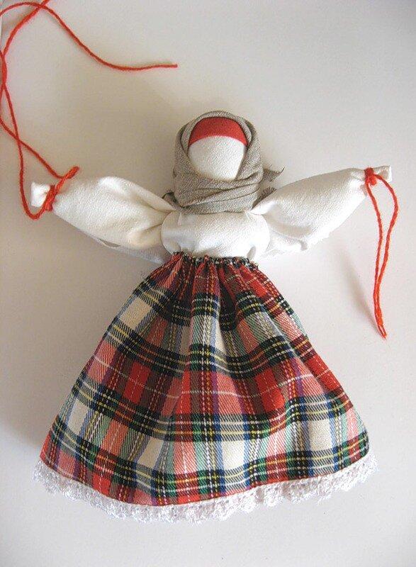 Куколка обереги своими руками