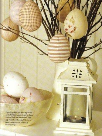 Пасхальные Яйца (выкройка)