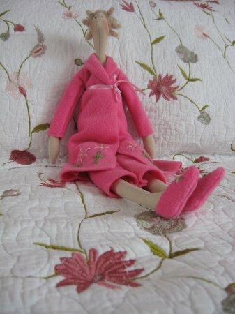 Тильда Банный Ангел: выкройка и мастер класс по шитью куклы от Анастасии Коломакиной