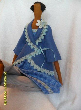 Tildas Atelier: мастер класс по шитью куклы тильда от Татьяны Лебедевой