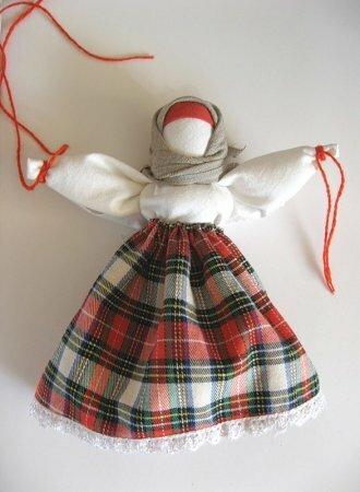 Куклы Обереги - мастер-класс