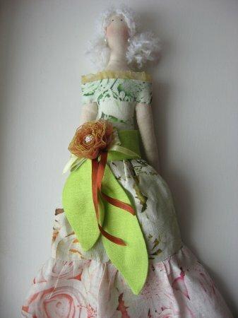 Tildas Atelier: выкройка и мастер класс по шитью куклы тильда от Анастасии Коломакиной