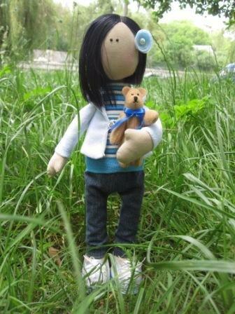 Куклы NatiKo