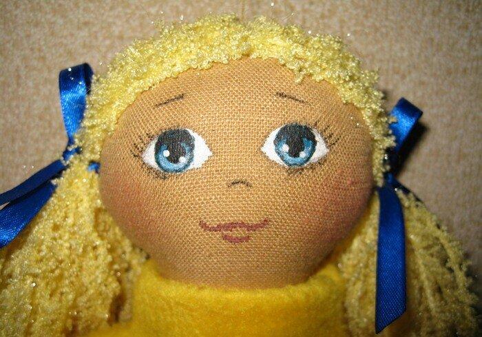 Как рисовать кукле тильда