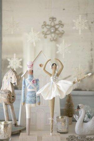 Куклы тильда из новой книги Tildas Vintereventyr