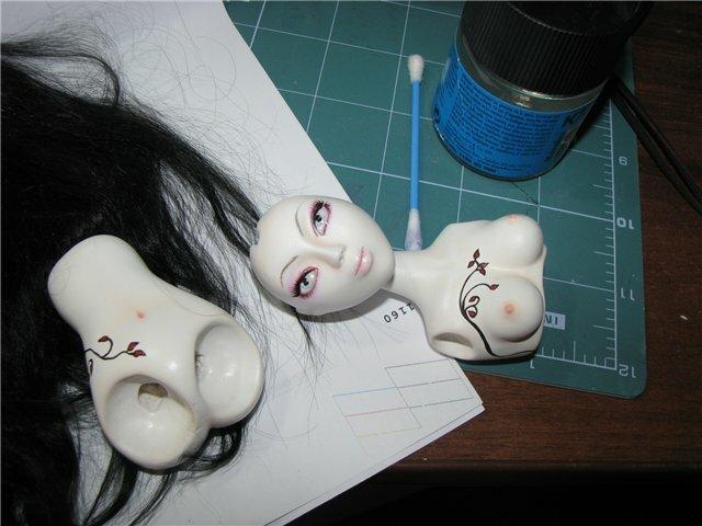 Шарнирная кукла: как сделать игрушку 59