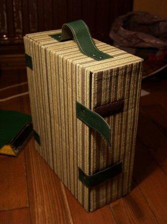 Как сделать коробку для куклы. Мастер-класс.