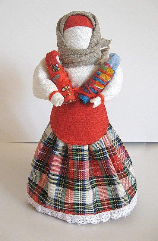 Изготавливаем куклы своими руками фото