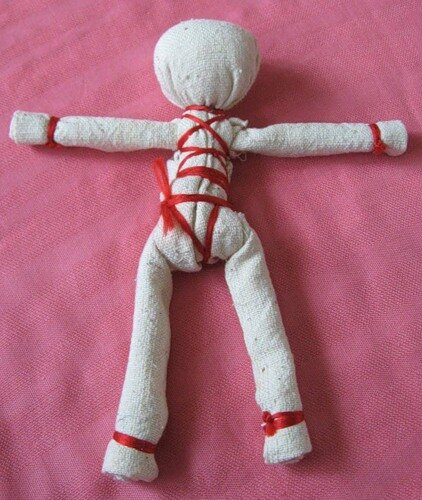 Кукла оберег мотанка своими руками