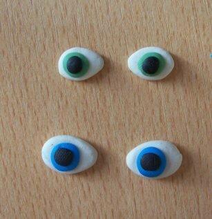 Как сделать глаза для игрушек своим руками фото 855