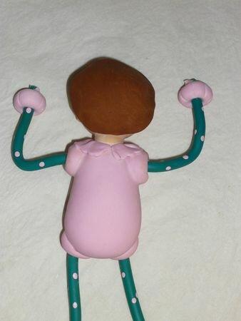 Кукла маша из мультика. Мастер-класс.