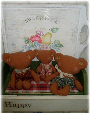 """""""Забавные лягушки"""" - примитивные игрушки. Выкройка"""