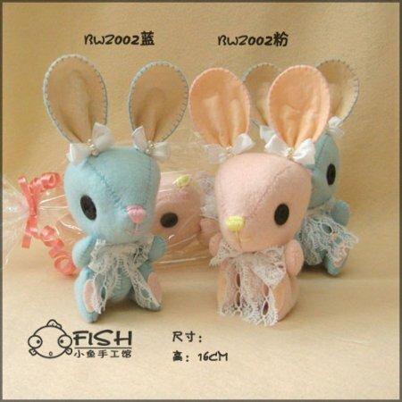 Мышка - текстильная мягкая игрушка. Выкройка
