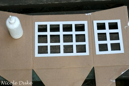 Дом для куклы своими руками