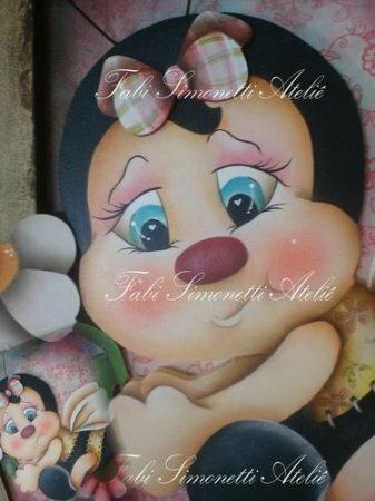Рисование глаз для кукол и мягких игрушек.
