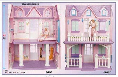 Кукол → картинки домики для барби