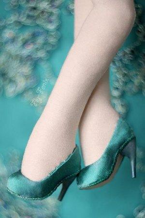 Как сделать туфли для куклы – мастер-класс. Модель без колодки