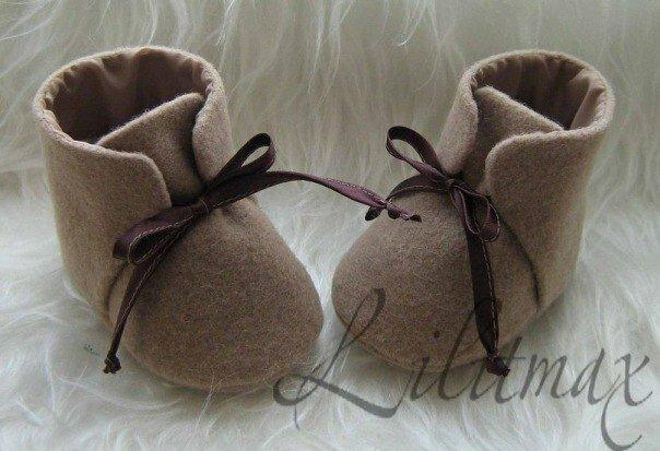 Как сшить обувь для куклы тильды