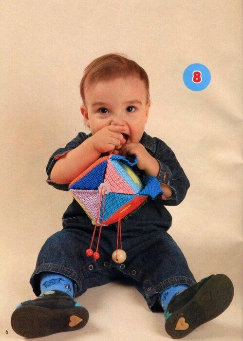 Вязание и развитие детей 21