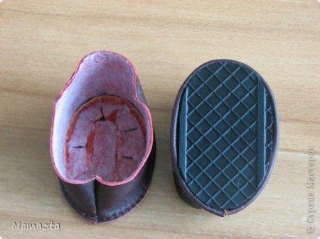 Туфли для куклы своими руками – мастер-класс от Mamacita