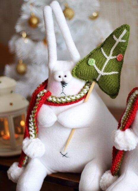 Текстильные новогодние игрушки своими руками выкройки фото 554