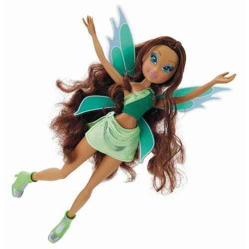 Кукла винкс чармикс муза